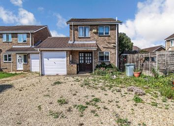 Thumbnail 3 bed link-detached house for sale in Chestnut Gardens, Stamford, Lincolnshire