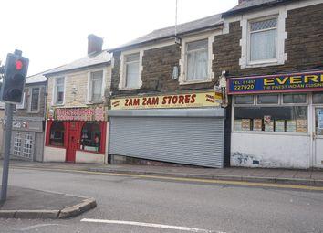 Thumbnail 2 bed flat for sale in Pentwyn Road, Blackwood