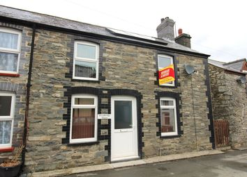 Thumbnail 3 bed end terrace house for sale in Pentre Isaf, Tregaron