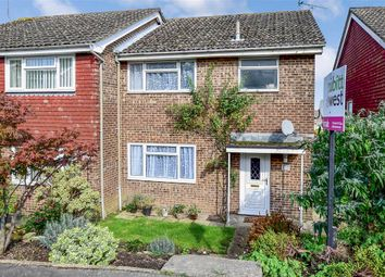 Thumbnail 3 bed semi-detached house for sale in Hoblands, Haywards Heath, West Sussex