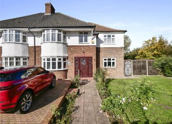 Thumbnail Semi-detached house for sale in Wricklemarsh Road, Blackheath, London
