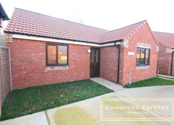 Thumbnail 2 bedroom detached bungalow for sale in Oaks Drive, Necton, Brand New