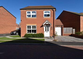 Thumbnail 4 bed detached house for sale in Kingstone Place, Redditch