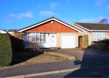 Thumbnail 3 bed detached bungalow for sale in Flaxfield Close, Groby