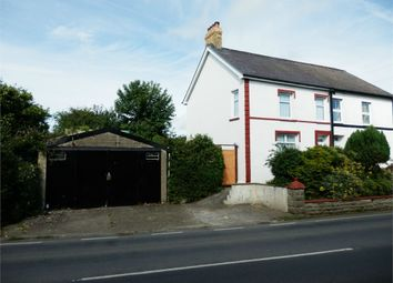 Thumbnail 2 bed semi-detached house for sale in Clettwr Villa, Cross Inn, Nr New Quay, Ceredigion