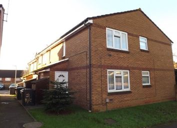 Thumbnail 1 bed maisonette to rent in Hubbard Close, Flitwick
