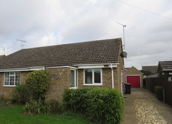 Thumbnail 2 bed bungalow to rent in College Drive, Heacham, King's Lynn