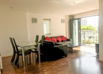 Thumbnail 2 bedroom flat to rent in South Quay, Kings Road, Swansea, City And County Of Swansea.