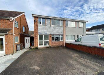 3 bed semi-detached house for sale in Denise Drive, Kingshurst, Birmingham B37