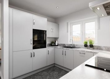 Thumbnail 3 bed end terrace house for sale in Bath Close, Glastonbury