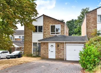 Thumbnail 4 bed detached house to rent in Warren Rise, Frimley, Camberley, Surrey
