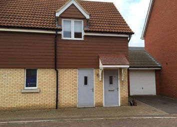 Thumbnail 2 bed flat to rent in Blenheim Close, Upper Cambourne, Cambridge