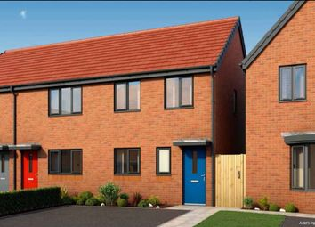Thumbnail 3 bed semi-detached house for sale in The Ashby, Nelson Vue Rushenden Road, Queenborough