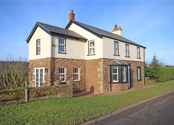 Thumbnail 4 bed link-detached house for sale in Toll Bar Farm, High Hesket, Carlisle, Cumbria