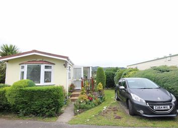 Thumbnail 1 bed mobile/park home for sale in Aberystwyth Holiday Village, Penparcau Road, Aberystwyth
