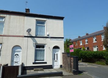 Thumbnail 2 bed end terrace house to rent in Myrtle Street North, Bury, Lancashire