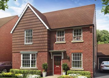 """Thumbnail 4 bed detached house for sale in """"Holden"""" at Cherry Orchard, Castle Hill, Ebbsfleet Valley, Swanscombe"""