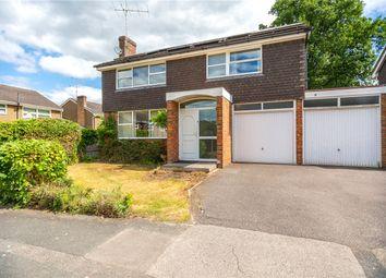 Birch Road, Windlesham, Surrey GU20. 4 bed detached house