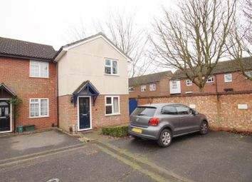 Thumbnail 2 bed end terrace house to rent in Waterville Mews, Colchester, Essex