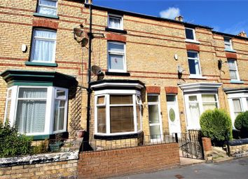 3 bed terraced house for sale in Murchison Street, Scarborough YO12