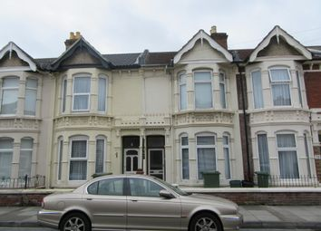 Thumbnail 5 bedroom terraced house to rent in Bramshott Road, Southsea