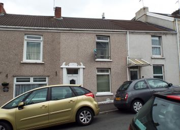 Thumbnail 2 bedroom terraced house for sale in Woodville Road, Mumbles, Swansea