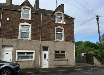 Thumbnail 4 bed terraced house to rent in Gladstone Street, Workington, Cumbria