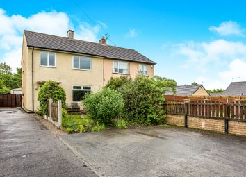Thumbnail 3 bed semi-detached house for sale in Lindley Crescent, Thurnscoe, Rotherham