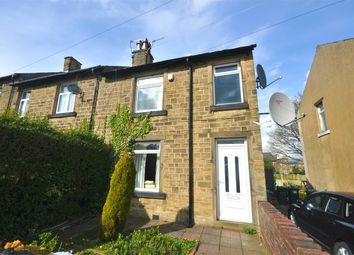 Thumbnail 3 bedroom end terrace house for sale in Carr Street, Huddersfield, West Yorkshire