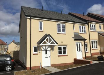 Thumbnail 3 bed end terrace house for sale in Maple Road, Curry Rivel, Langport