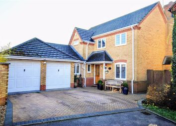 Thumbnail 4 bed detached house for sale in Laurel Close, Stanbridge, Leighton Buzzard