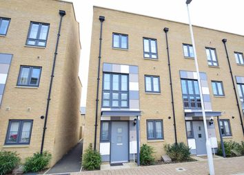 Thumbnail 3 bed town house for sale in Samuel Peto Way, Ashford, Kent