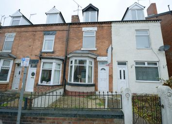 Thumbnail 3 bed terraced house for sale in Rutland Road, Town Centre, Chesterfield