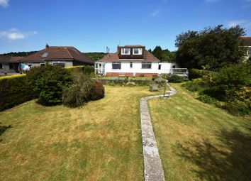 Thumbnail 4 bed detached bungalow for sale in Clevedon Road, Tickenham, Clevedon