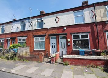 Thumbnail 2 bed terraced house for sale in Molyneux Road, Levenshulme, Manchester