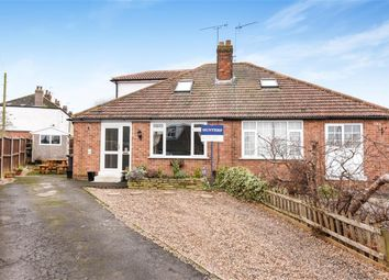 Thumbnail 4 bedroom semi-detached bungalow to rent in Walnut Grove, Harrogate