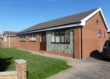Thumbnail 3 bed bungalow to rent in Bieston Close, Borras, Wrexham