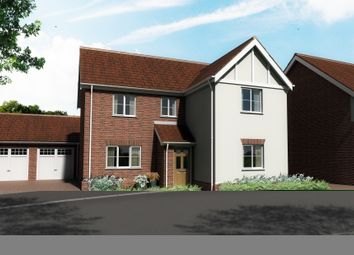 Thumbnail 4 bed detached house for sale in Westbourne, Beccles Road, Gorleston, Great Yarmouth