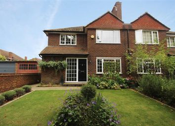 Thumbnail 2 bed flat for sale in Sugden Road, Thames Ditton