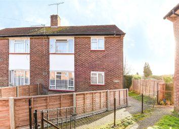 Thumbnail 1 bedroom maisonette for sale in St. David Close, Uxbridge, Middlesex