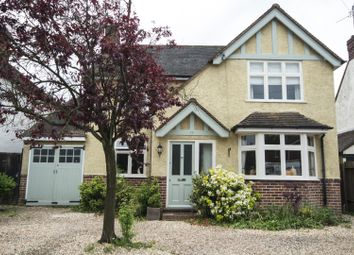 Thumbnail 4 bed detached house for sale in Pond Head Lane, Reading