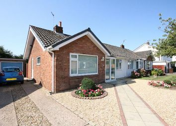 Thumbnail 2 bed semi-detached bungalow for sale in Beech Drive, Formby, Liverpool