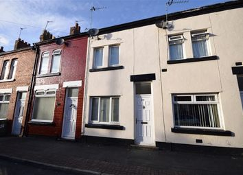 Thumbnail 2 bed terraced house to rent in Silverlea Avenue, Wallasey, Merseyside