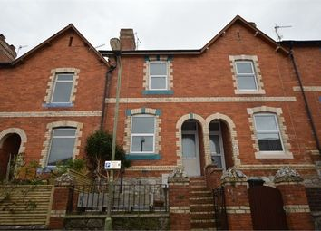 Thumbnail 2 bed terraced house to rent in Spencer Road, Newton Abbot, Devon.