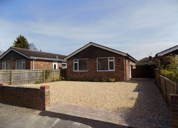 Thumbnail 2 bed detached bungalow to rent in Norlands, Thatcham