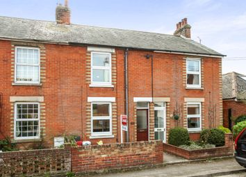 Thumbnail 3 bed terraced house for sale in Edwards Road, Amesbury, Salisbury