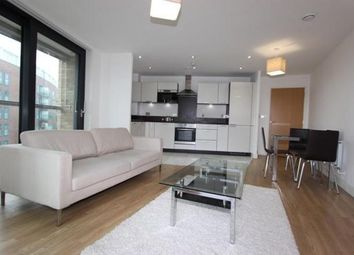 Thumbnail 1 bed flat to rent in Vancouver House, London