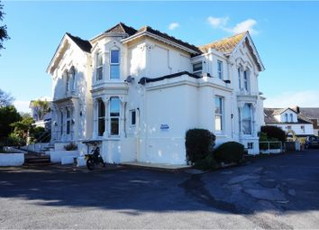 Thumbnail 2 bed flat for sale in 48 Dartmouth Road, Paignton