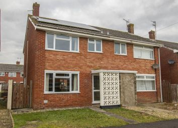 Thumbnail 3 bed semi-detached house for sale in Laburnum Walk, Keynsham, Bristol