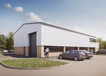 Thumbnail Industrial to let in Unit 6 Hyperion Trade Park, Hyperion Way, Reading